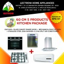 60 CM 5 Product Kitchen Package